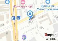 Компания «Перекресток-М» на карте