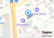 Компания «Башнефть-Удмуртия» на карте