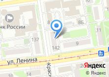 Компания «Онегин» на карте
