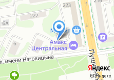 Компания «Байконур-Тур» на карте