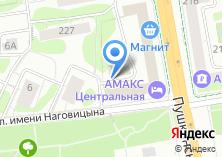 Компания «Centralnaya» на карте