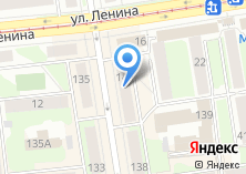 Компания «Стрекоза» на карте