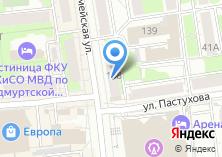 Компания «Олсарри» на карте