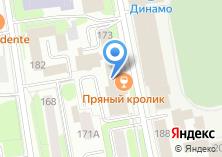 Компания «ПроМассаж» на карте