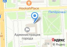 Компания «Городская Дума г. Ижевска» на карте