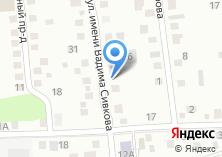 Компания «Тонировка» на карте