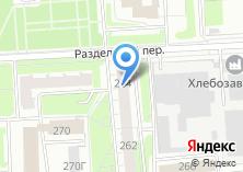Компания «Творческая Художественная студия Сарычева Е.А» на карте