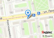 Компания «Дом одежды» на карте