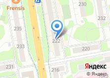 Компания «Площадка» на карте