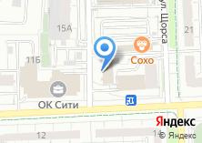 Компания «INWEB, WEB-СТУДИЯ» на карте