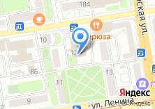 Компания «Летняя веранда Солод и Хмель» на карте
