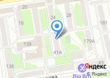 Компания «Межрегиональная коллегия адвокатов» на карте