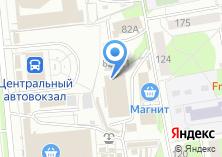 Компания «Удачный выбор» на карте