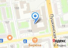Компания «Региональная общественная организация органов ОВД и внутренних войск Удмуртской Республики» на карте