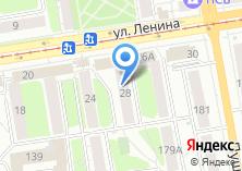 Компания «Тэта» на карте