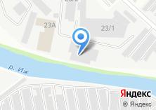 Компания «Арсенал Подшипник» на карте