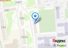 Компания «ЭКСПЕРТИЗА» на карте