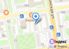 Компания «Управление по профилактике и охране здоровья граждан Администрации г. Ижевска» на карте