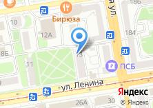 Компания «Автомалыш» на карте
