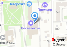 Компания «Sky link» на карте