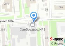 Компания «Банкомат КБ Юниаструм Банк» на карте