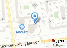 Компания «АвтоБис» на карте