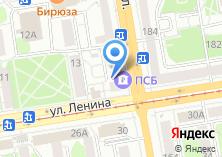 Компания «Городская больница №3» на карте