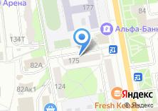 Компания «Ижевский визовый центр» на карте