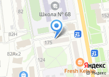 Компания «Итанефть» на карте