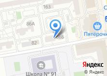 Компания «Теплэко» на карте