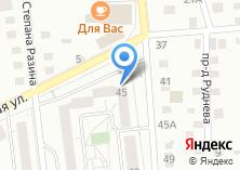 Компания «Гамбринус» на карте