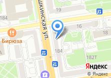 Компания «Freya» на карте