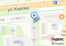 Компания «Эском» на карте
