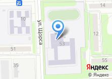 Компания «Лингвистический лицей №22 им. А.С. Пушкина» на карте