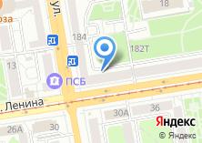 Компания «Ижевск-Турс» на карте