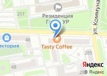 Компания «Изумрудный город» на карте