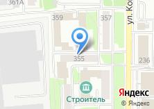 Компания «Ева» на карте