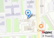 Компания «Аякс» на карте
