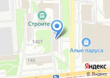 Компания «1024» на карте