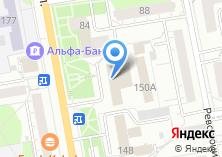 Компания «Управление поисково-спасательной службы г. Ижевска» на карте
