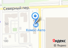 Компания «Русская Ладья» на карте