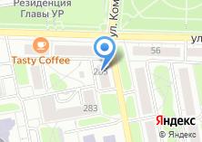 Компания «Тэта-Принт» на карте