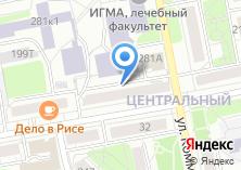 Компания «I`mok» на карте