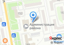 Компания «Курсы гражданской обороны г. Ижевска» на карте