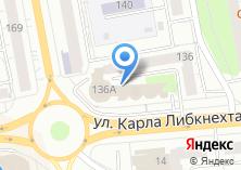 Компания «Сэлдом» на карте