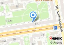 Компания «Artex» на карте