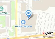Компания «Гарант-мебель» на карте
