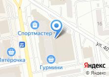 Компания «Hyperset» на карте