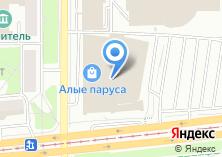 Компания «Эриа девелопмент» на карте