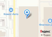 Компания «Криал» на карте